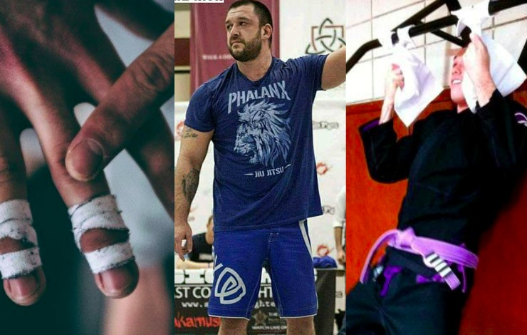 New BJJ Study Indicates Grip strength Endurance As Most Significant, Recommends Forearm Exercise