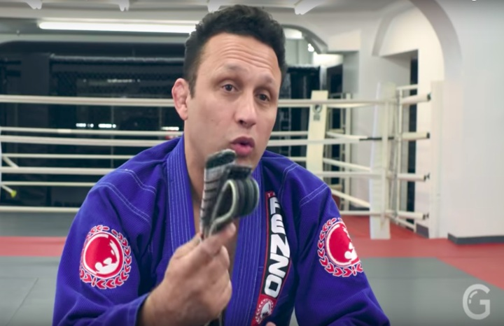 You Should Never Make The Mistake of Asking Your Instructor About Your Next Belt