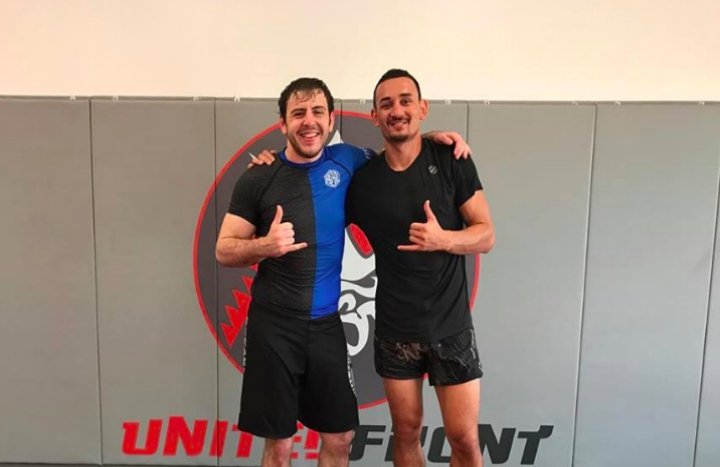 How Training With UFC Featherweight Champ Max Holloway Helped me
