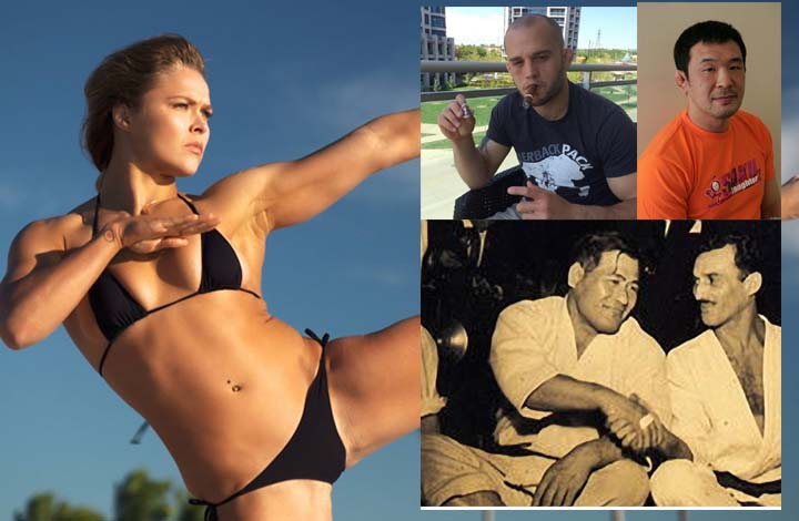 How Many Famous Grapplers/Fighters Smoke Cigarettes