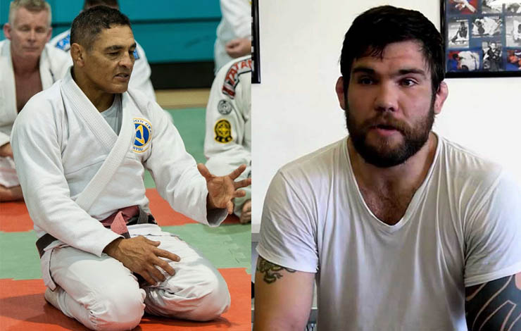 Drysdale Slams Rickson: Berimbolo is no different from many of the techniques he practices, and teaches, himself.