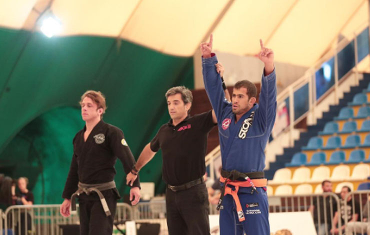 ACB Jiu Jitsu Crowns Winners in Black Belt Division