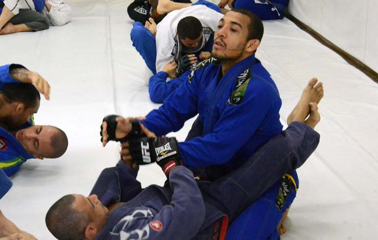 The Big Difference Between BJJ and MMA Mindset