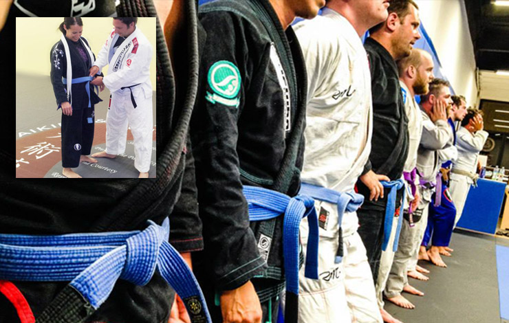 The Fastest Way To Get Your Blue Belt