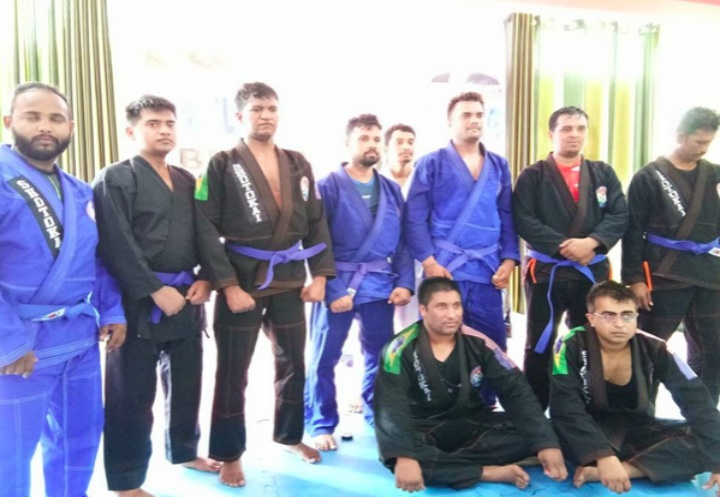"""BJJ Blue Belt Scam in India Led by """"7th Degree Black belt in MMA"""""""
