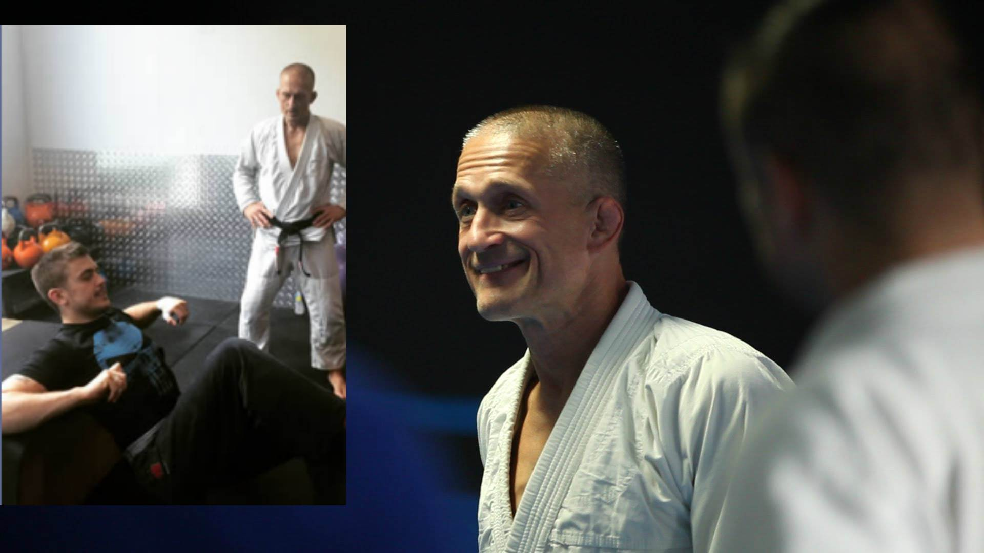 Steve Maxwell Mobility Conditioning for Combat Sport Seminar in Sarajevo, Bosnia September 23rd