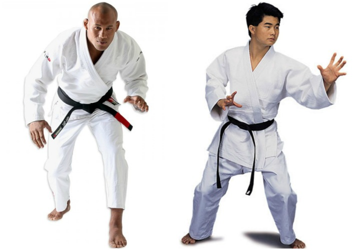 What's The Difference Between a BJJ Black Belt & Black Belts From Other Martial Arts