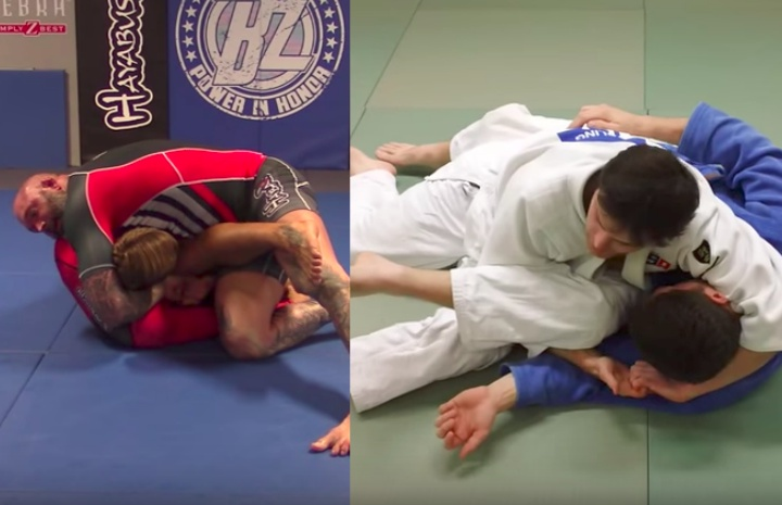 How To Effectively Use The Wrestling Cradle in BJJ