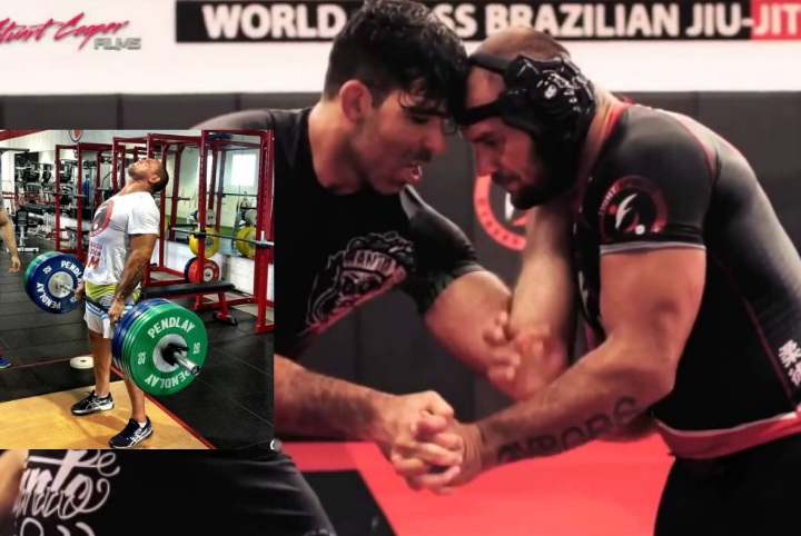 Some Exercises to Improve Your Takedowns and Top Game