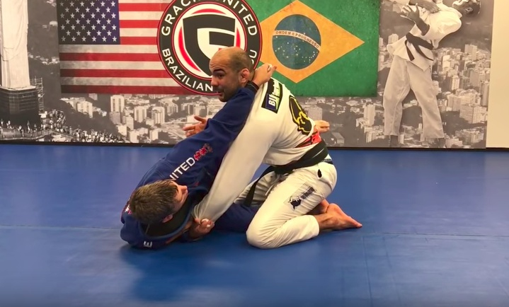 Purple Belt Impresses Bernardo Faria With Creative Lapel Choke