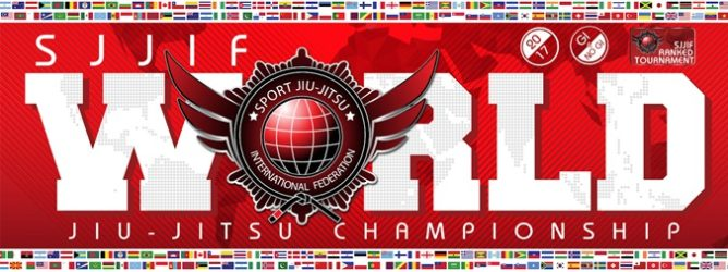 Are you ready for the 2017 SJJIF World Jiu-Jitsu Championship?