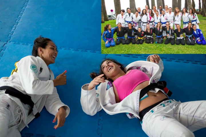 BJJ Girls Camp Feat. Mackenzie Dern & Gezary Matuda Was Amazing