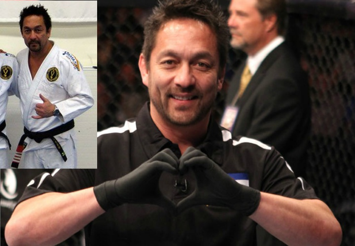 Yamasaki: 'I'm a 5th Degree Black Belt. He Went Limp'