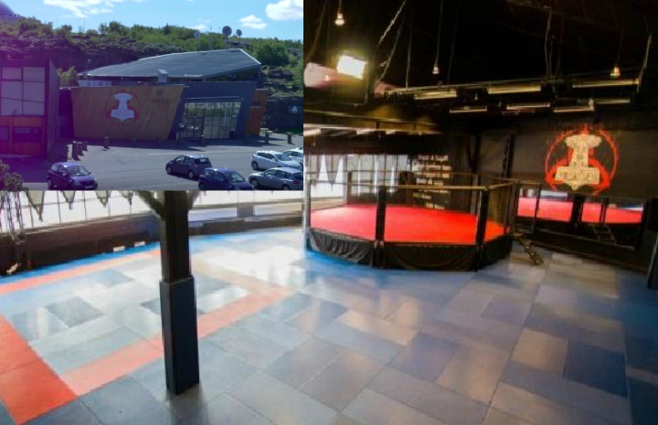 Possibly The Most Impressive MMA/BJJ Gym in The World