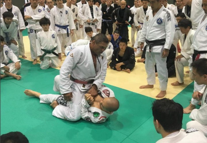 Rickson Gracie's Alpha Teaching Style: Why Does He Embarrass Students?