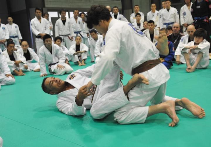 Rickson Gracie's Principle On Improving Weaknesses in Your Jiu-Jitsu Game