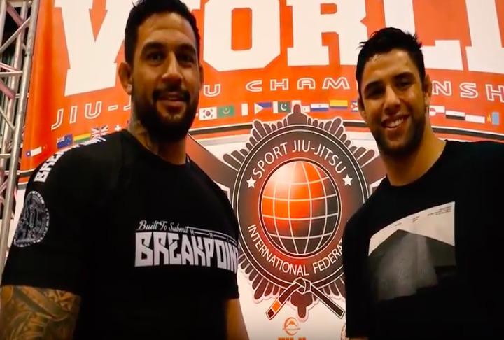 Are you ready for the 2017 SJJIF World Jiu-Jitsu Championship?