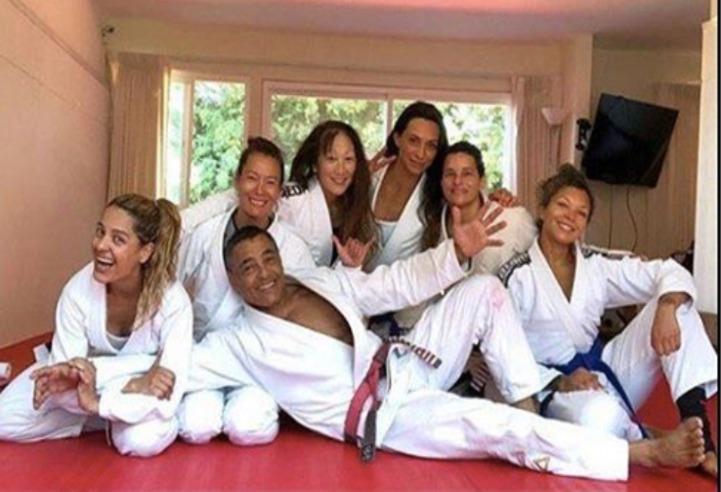 Rickson Gracie's Tips for Women Who Train Jiu-Jitsu