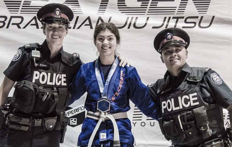 Toronto BJJ Tournament Happens In spite Of Warning Letter and Police Presence