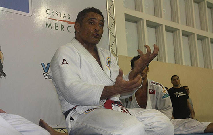 Why You Should Know About Rickson Gracie's Connection Principle