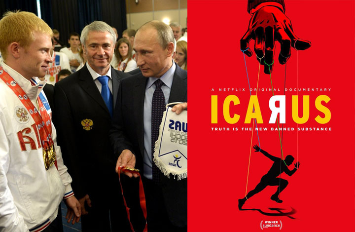 Netflix Documentary Icarus Blows The Lid Off Of Russia Systematic Abuse Surrounding Olympics .