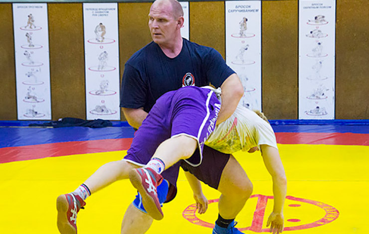 Wrestling GOAT, Alexander Karelin: Age Cheating Is Destroying The Sport
