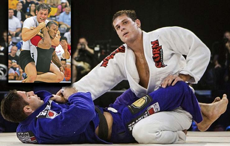 Mauricio Gomes On How He Raised Roger Gracie To Be A Champion .