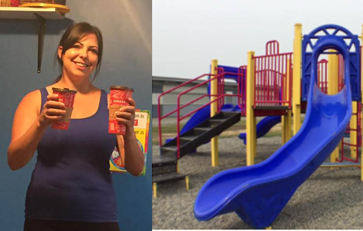 Woman Utilizes MMA Training To Prevent A Man From Abducting Children On Playground