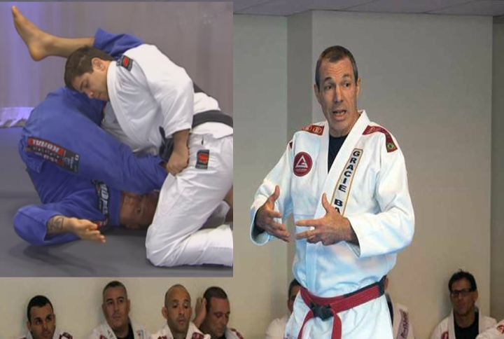 Carlos Gracie Jr On Long Term Effects of Too Much Inverted Guard