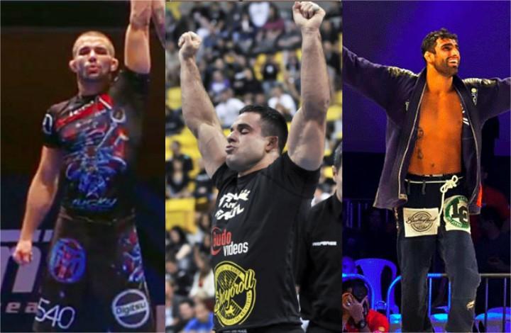 Transformers: Biggest Weight Cutters in Brazilian Jiu-Jitsu & Grappling