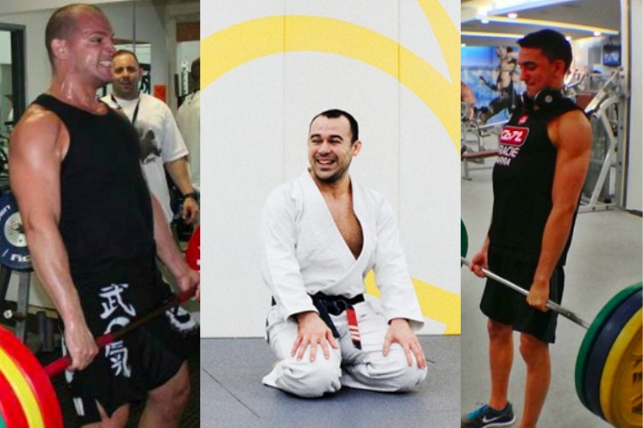 Marcelo Garcia is the Exception: Why 99% Of Top BJJ Athletes Strength Train