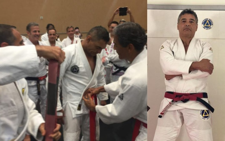 Rickson Gracie Reveals Why He Snubbed His Brother's Red Belt