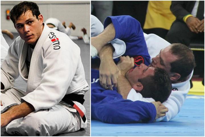 Roger Gracie: 'I Don't Drill. Brazilian Jiu-Jitsu is Different From Judo'