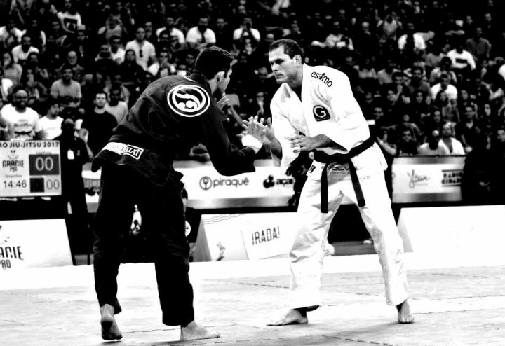 Here's Why Roger Gracie Is Undoubtedly BJJ's Greatest Of All Time