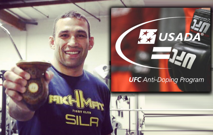Fabricio Werdum USADA Testing Is Too Much – It's Stricter than the Olympics
