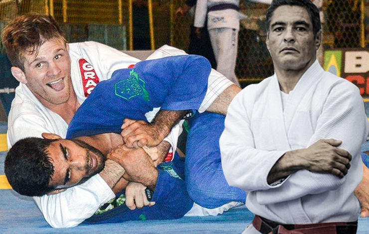 Rickson Gracie Explains Why He Wasn't Chosen for UFC Royce Was Easy To Manage, I was The Last Resort