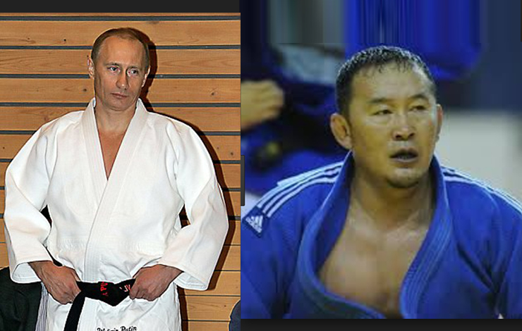 Black Belt Diplomacy Japanese Pm Wants To See Putin Take On Mongolian President On Judo Tatami