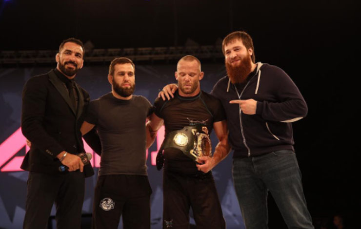 ACBJJ 7 Results Josh Hinger On a Warpath – Stuns With Gogoplata Victory in Finals