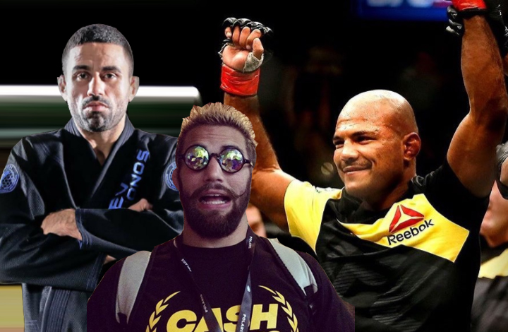 Inaugural Combat Jiu Jitsu Worlds Releases Roster Starring Many UFC Vets And Proven Grapplers