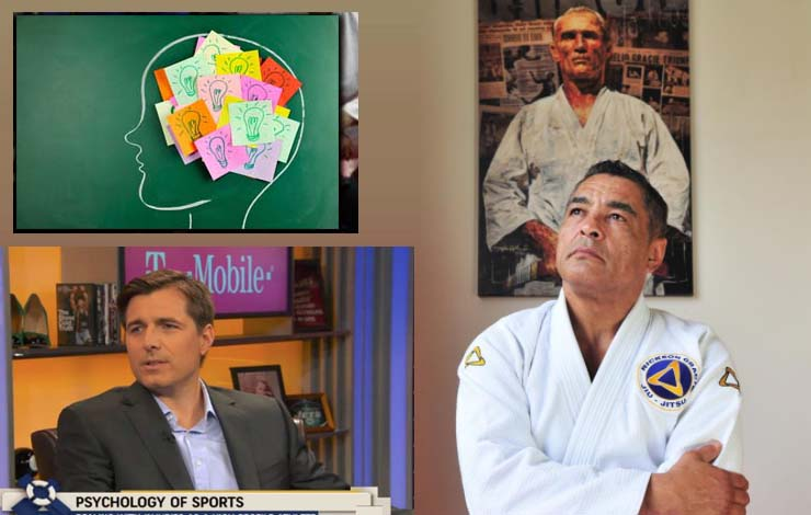 Sports Psychologist Praises Rickson Gracie's Visualization, Explains How To Use It To Win