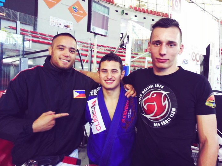 Caio Terra On Being Weak in Lifting Weights But Strong in BJJ