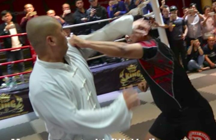 """The MMA Fighter On A Mission To Expose """"Fake Martial Artists"""" in China"""