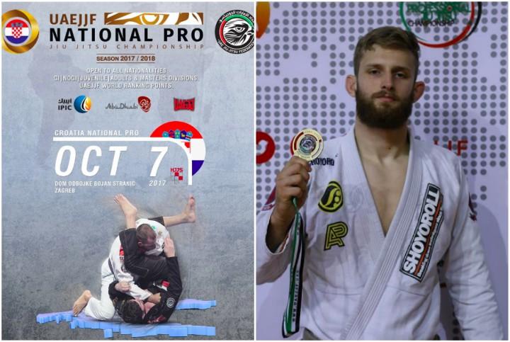 Croatia National Pro TRAVEL PACKAGES to Europe Pro Jiu-Jitsu Championship in Russia