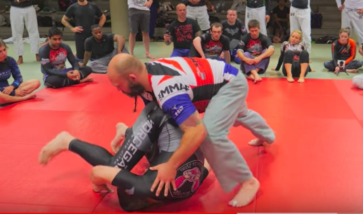 Never Get Your Guard Passed: Granby Rolling Against Pressure Passes