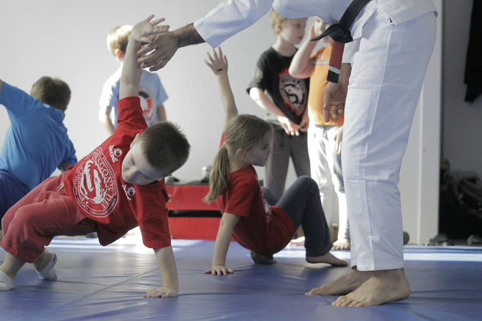 Why Grappling is the Perfect Martial Art For Kids