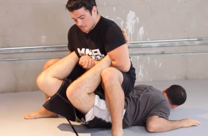 Learn How To Set Up and Execute the Boston Crab Submission
