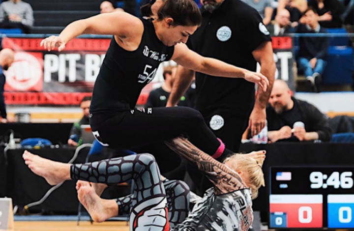 Mackenzie Dern: My Goal Was To Win Everything This Year, Then Retire From BJJ