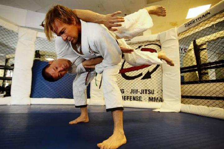 Actor & BJJ Black Belt Sean Patrick Flanery On How BJJ Players Can Defeat Judoka