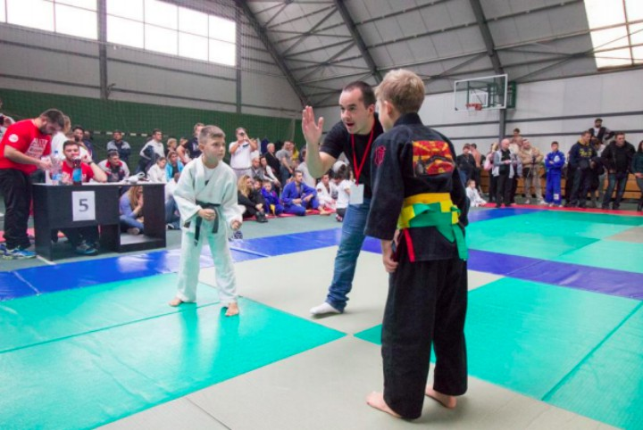 Future Champions – 3rd edition of Juniors and kids competition in Serbia