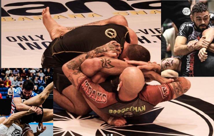 EBI 13 Crowns Victors in Combat Jiu Jitsu And Lightweight Division